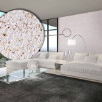 Arricchire la casa con il fascino dei rivestimenti in seta e cotone