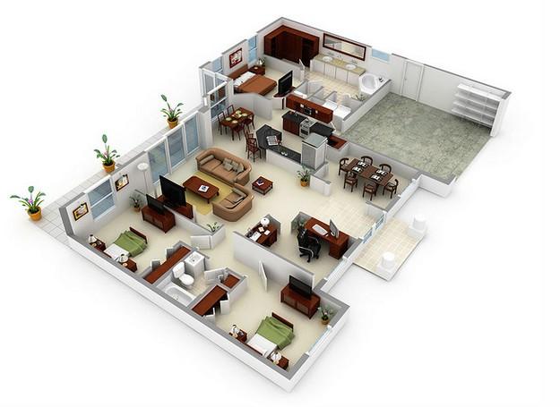 Arredare casa metodo classico o software per l 39 arredo for Arredare casa software