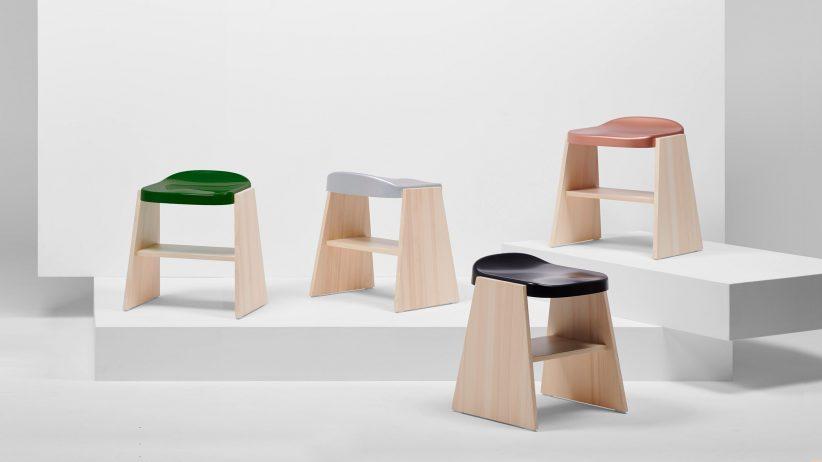 Milan week proposte delle sedie particolari da mattiazzi for Sedie particolari